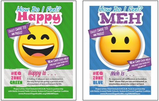 Sample Emoji cards